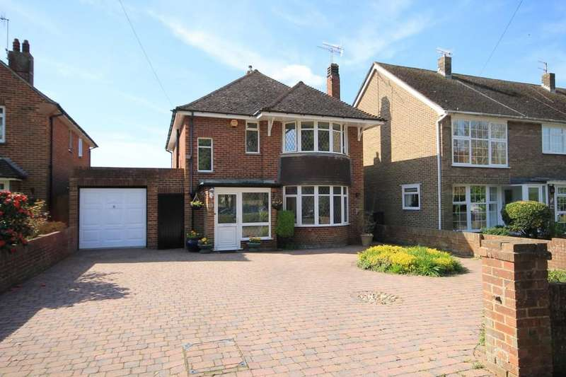 3 Bedrooms Detached House for sale in Croft Avenue, Southwick