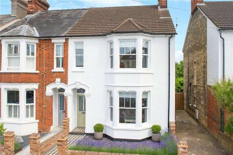4 Bedrooms Unique Property for sale in York Road, Hitchin, Hertfordshire