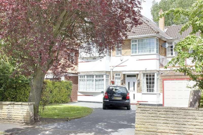 4 Bedrooms Detached House for sale in West Ella Way, Kirk Ella, Hull