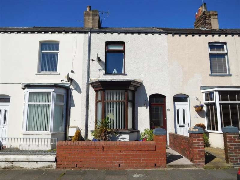 2 Bedrooms Terraced House for sale in Lorne Road, BARROW-IN-FURNESS