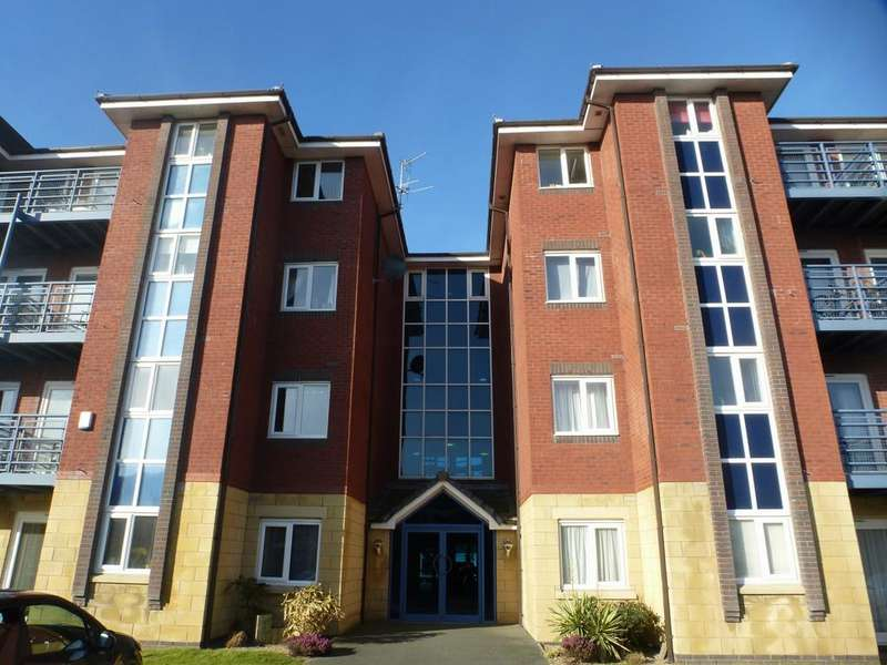 1 Bedroom Flat for sale in Ensign Court, St Annes, FY8