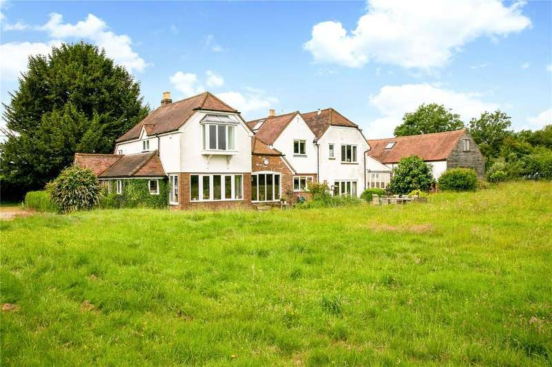 7 Bedrooms Detached House for sale in Sprigs Holly Lane, Chinnor, Oxfordshire, OX39
