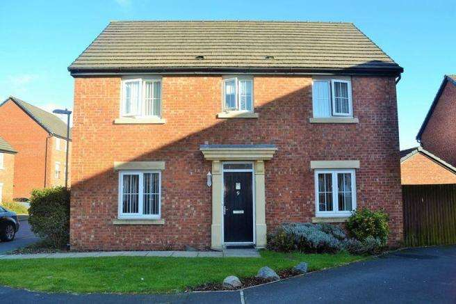 4 Bedrooms Detached House for sale in Bluebell Close, Kirkby, Liverpool