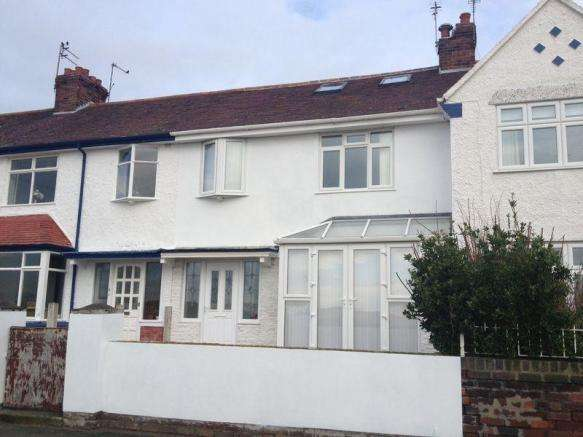 4 Bedrooms Terraced House for sale in River View, Brighton-le-Sands, Liverpool