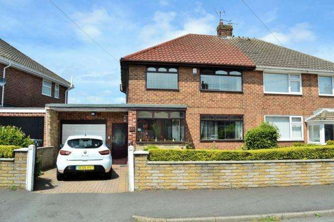 3 Bedrooms Semi Detached House for sale in Rugby Drive, Aintree