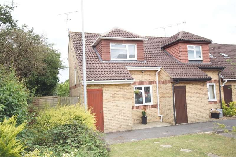 2 Bedrooms End Of Terrace House for sale in Westminster Way, Lower Earley, READING, Berkshire