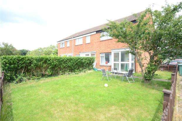 3 Bedrooms End Of Terrace House for sale in Griffin Close, Maidenhead, Berkshire