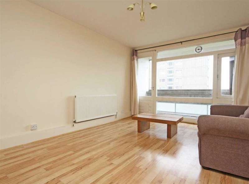2 Bedrooms Apartment Flat for sale in Chilcombe House, Fontley Way, London