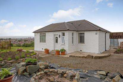 3 Bedrooms Detached House for sale in West Cochno Holdings, Clydebank