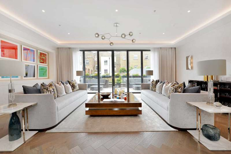 5 Bedrooms House for sale in Lonsdale Road, Notting Hill W11