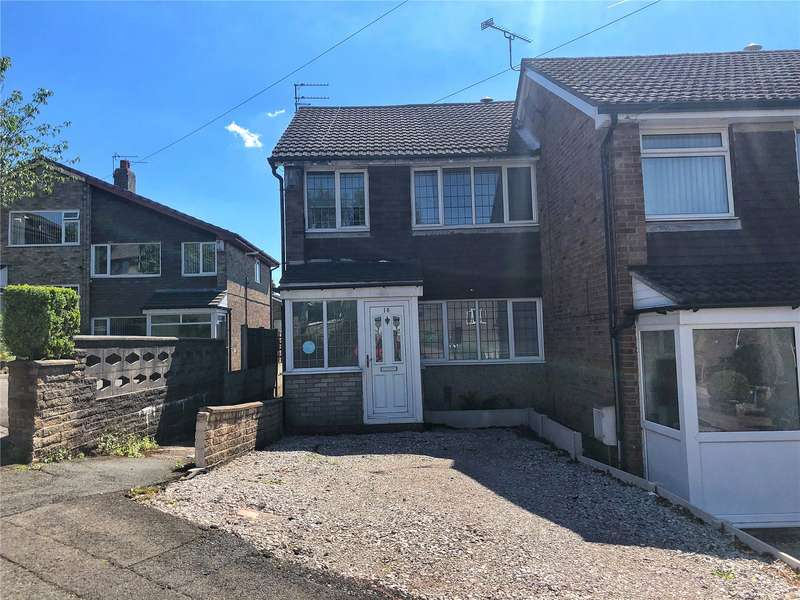 2 Bedrooms End Of Terrace House for sale in Kendal Drive, Shaw, Oldham, Greater Manchester, OL2