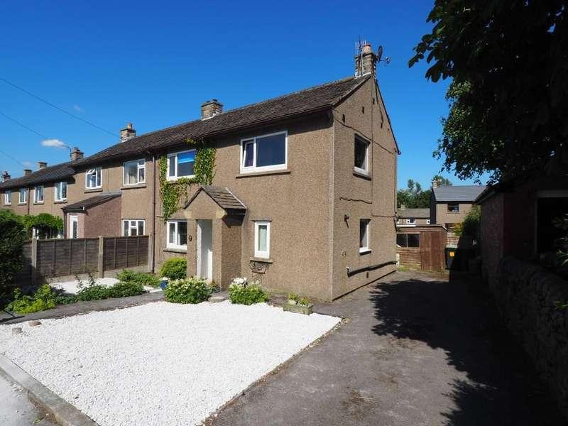 3 Bedrooms Semi Detached House for sale in Park Road, Chapel en le Frith, High Peak, Derbyshire, SK23 0LP