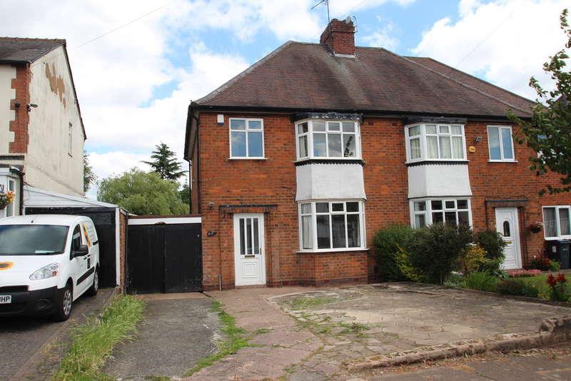 3 Bedrooms Semi Detached House for sale in Balden Road, Harborne