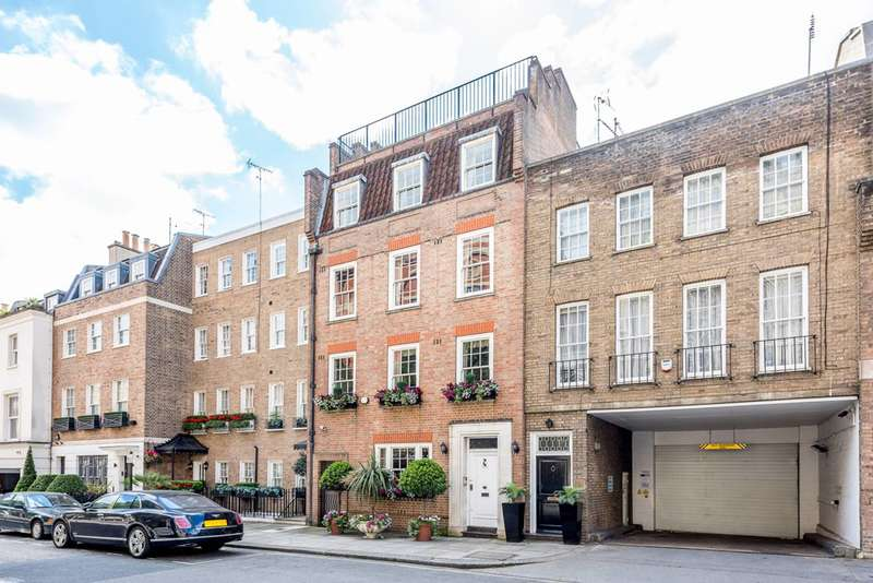 8 Bedrooms Terraced House for sale in Farm Street, Mayfair, W1J