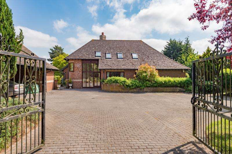 5 Bedrooms Detached House for sale in Jurima, Blackhorse Lane, Cothill, Abingdon, Oxfordshire