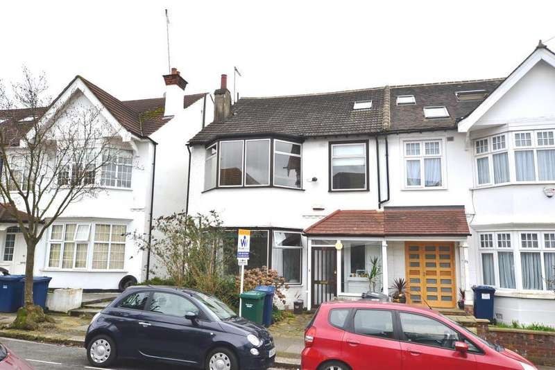 5 Bedrooms House for sale in St Johns Road, Golders Green, London, NW11 0PE