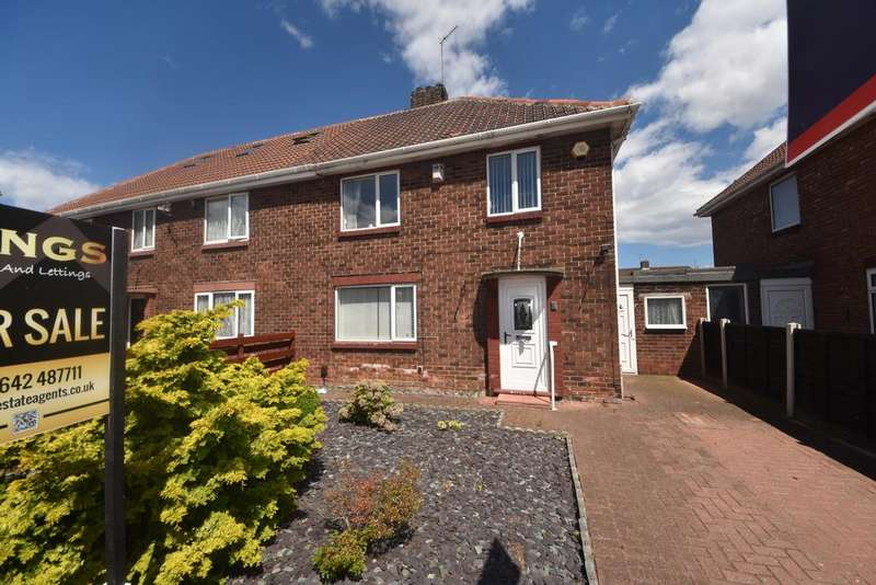 3 Bedrooms Semi Detached House for sale in Wheeldale Avenue, Redcar TS10