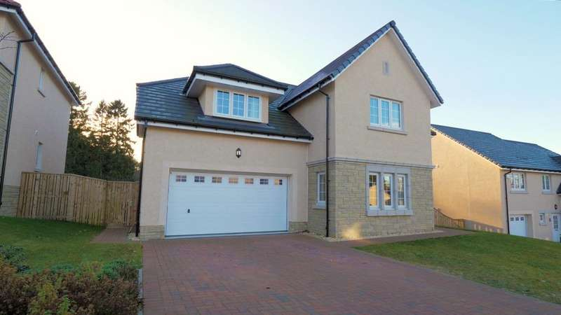 5 Bedrooms Detached House for sale in Willowgate Drive , Perth, Perthshire , PH2 7FA