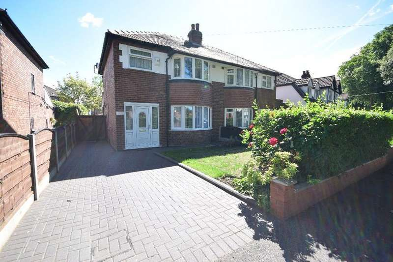 3 Bedrooms Semi Detached House for sale in Parkway, Cheadle Heath
