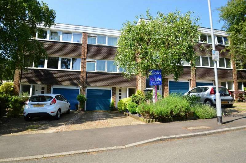 3 Bedrooms Town House for sale in Park Meadow, HATFIELD, Hertfordshire