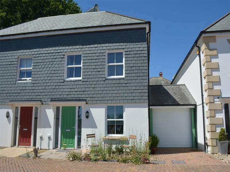 4 Bedrooms Semi Detached House for sale in Parkdale, School Lane, TRURO, Cornwall