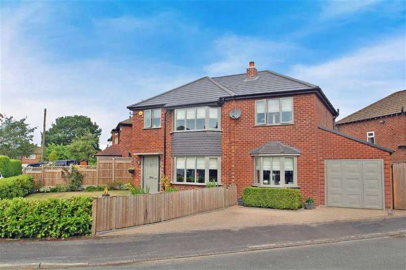 4 Bedrooms Detached House for sale in Eastward Avenue, Wilmslow, Cheshire