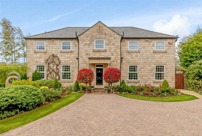 5 Bedrooms Detached House for sale in Hazlewood House, Main Street North, Aberford, West Yorkshire, LS25