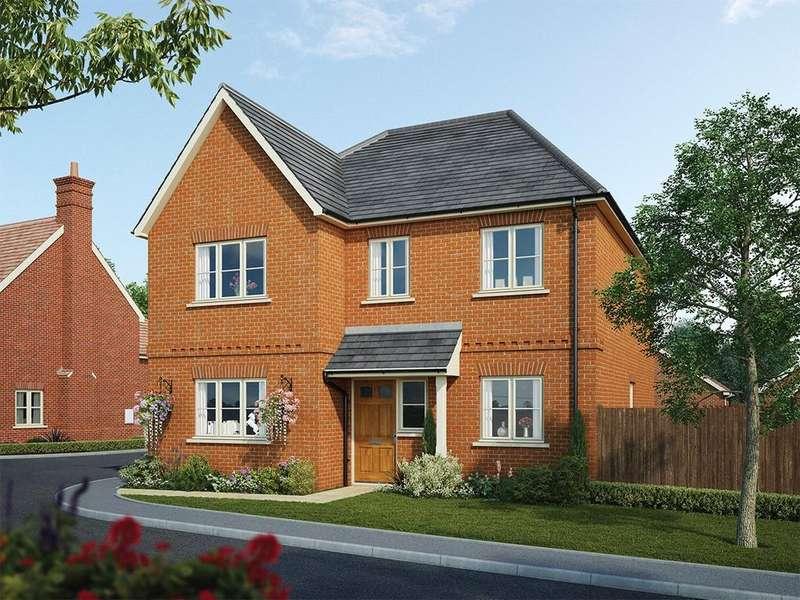4 Bedrooms Detached House for sale in Hartley Row Park, Fleet Road, Hartley Wintney, Hampshire