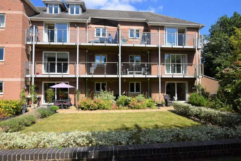 2 Bedrooms Apartment Flat for sale in Cedar Court , Barwell