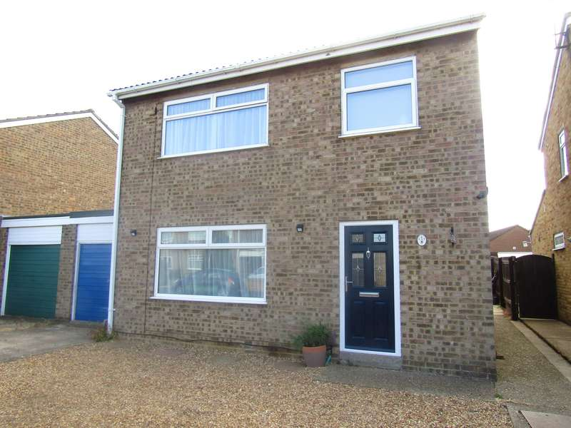 4 Bedrooms House for sale in Plover Road, Whittlesey, PE7