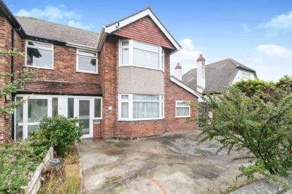 3 Bedrooms Semi Detached House for sale in Seafield Drive, Abergele, Conwy, North Wales, LL22