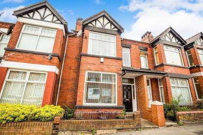 4 Bedrooms Terraced House for sale in Peel House Lane, Widnes, Cheshire, WA8