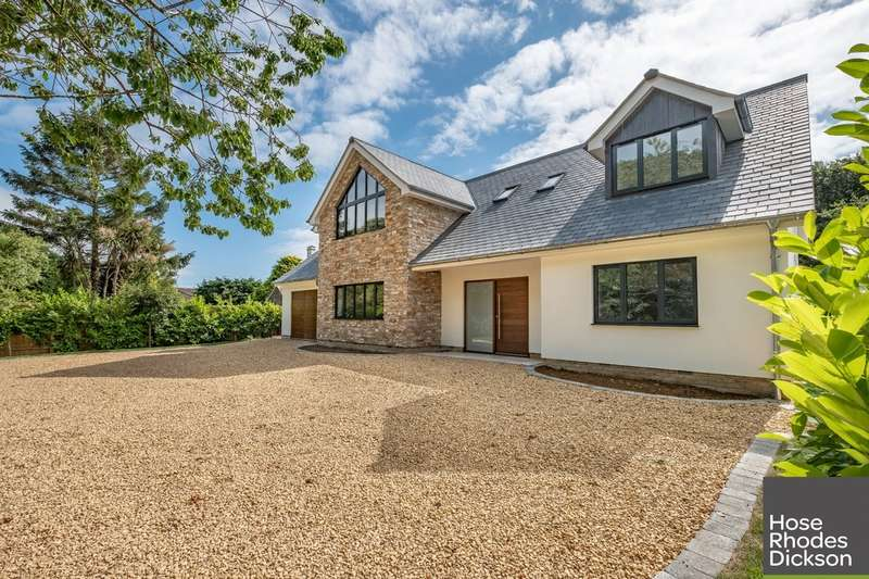 5 Bedrooms Detached House for sale in Foreland Farm Lane, Bembridge