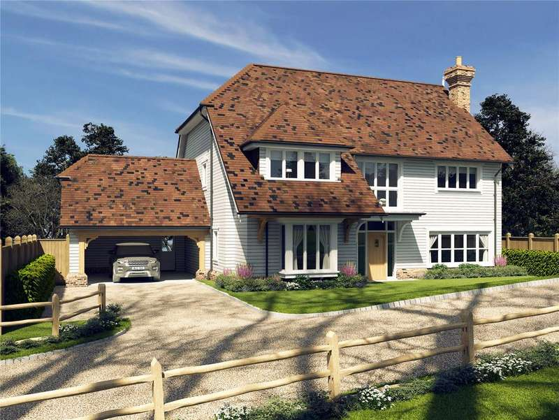 5 Bedrooms Detached House for sale in The Aster, Wadhurst Place, Mayfield Lane, Wadhurst, TN5