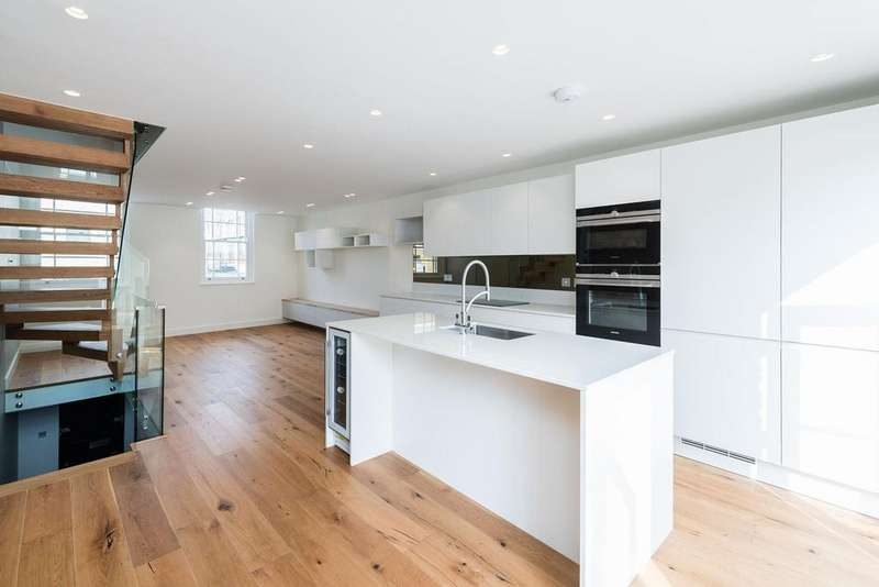 4 Bedrooms Terraced House for sale in Florence Road, London, SE14