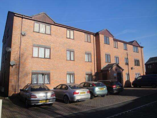 2 Bedrooms Apartment Flat for sale in Farmside Close, Bewsey, Warringon WA5