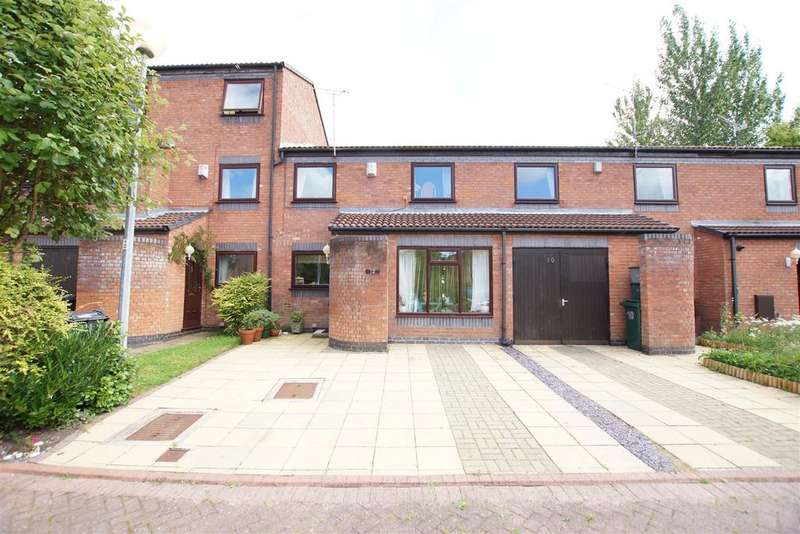 3 Bedrooms Town House for sale in Baristow Close, Chester CH2 2EA
