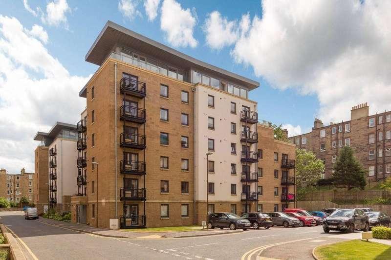 2 Bedrooms Flat for sale in 1/20 Slateford Gait, Edinburgh, EH11 1GX