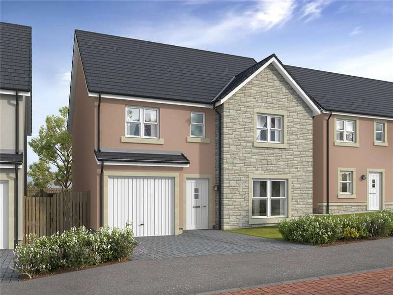 4 Bedrooms Detached House for sale in Plot 22, The Selkirk, Abbey Gardens, Milne Meadows, Old Craighall, Musselburgh