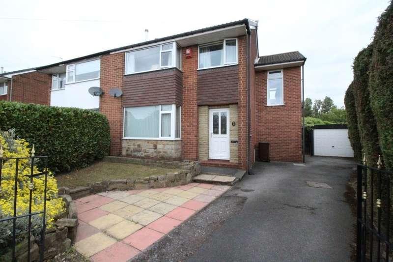 4 Bedrooms Semi Detached House for sale in Greatfield Road, Ossett, WF5