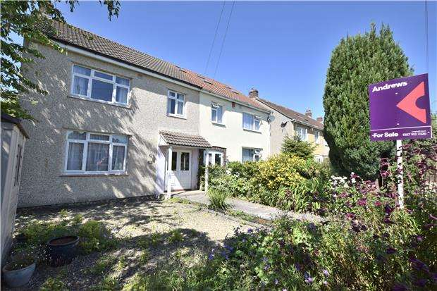 4 Bedrooms Semi Detached House for sale in Memorial Road, Hanham, BS15 3LB