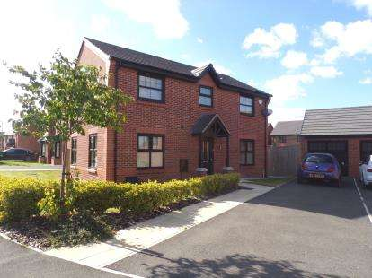 4 Bedrooms Detached House for sale in Hawthorn Avenue, Hazel Grove, Stockport, Cheshire