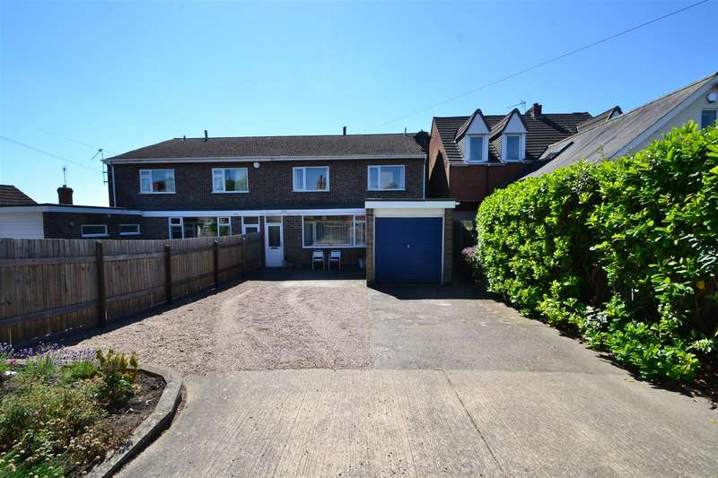 2 Bedrooms Semi Detached House for sale in INVESTMENT PROPERTY - Forest Road, Loughborough