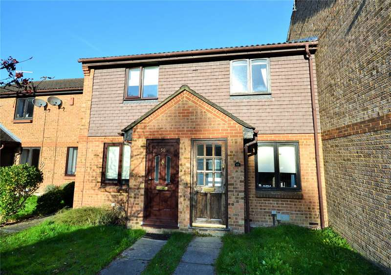 2 Bedrooms Terraced House for rent in Bruton Way, Forest Park, Bracknell, Berkshire, RG12