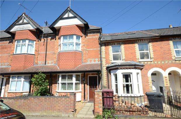 3 Bedrooms Terraced House for sale in Hatherley Road, Reading, Berkshire