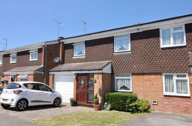 3 Bedrooms Semi Detached House for sale in Three Bed Semi In Slip End