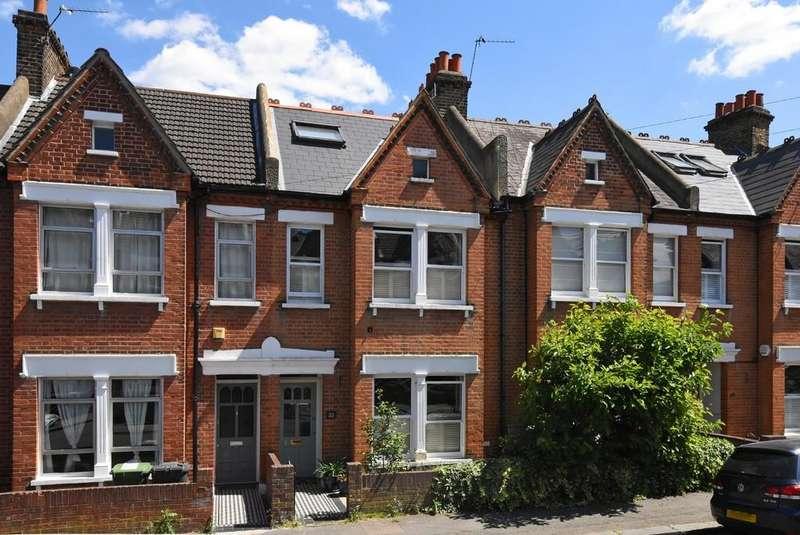 5 Bedrooms Terraced House for sale in Garthorne Road SE23
