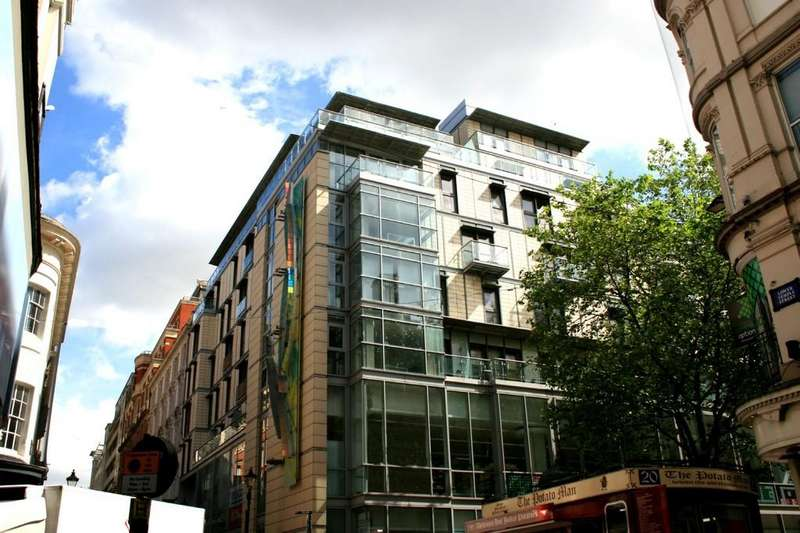 1 Bedroom Apartment Flat for sale in Temple House, Birmingham