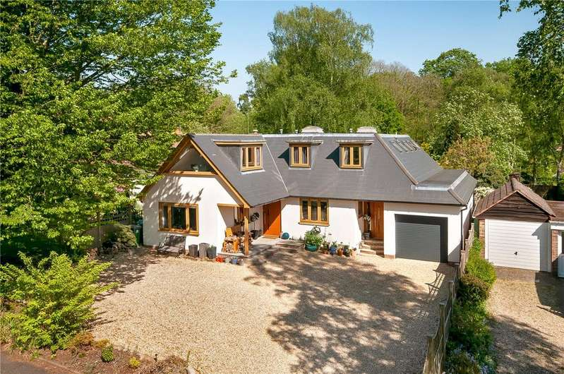 4 Bedrooms Detached House for sale in Nichol Road, Chandlers Ford, Hampshire, SO53
