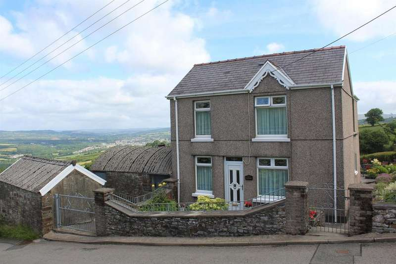 3 Bedrooms Detached House for sale in Heol Y Mynydd, Ammanford
